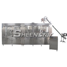 Juice Filling And Sealing Machine