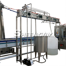 Cap Disinfection For Water Bottle Filling Machine